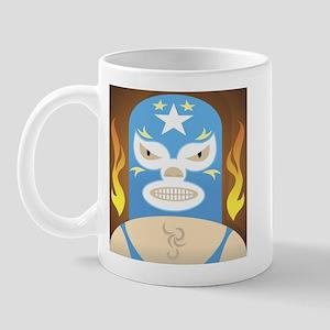 Luche Libre The Flame Mug