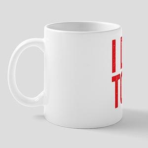 IDT Red Tred Mug