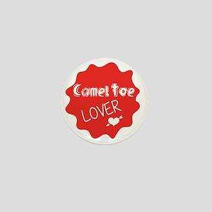 Camel Toe Lover Mini Button