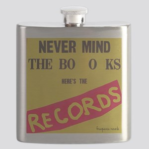 never mind the books  Flask