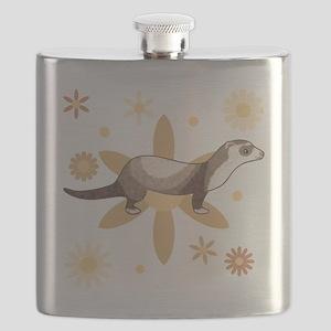 Sable Mitt Ferret Flask
