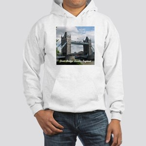 Tower Bridge Hooded Sweatshirt