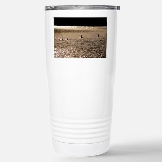 Swan River Stainless Steel Travel Mug