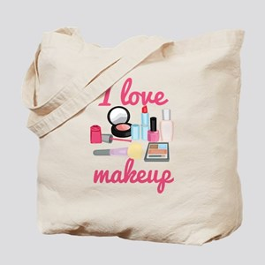 I love makeup Tote Bag