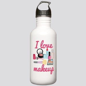 I love makeup Stainless Water Bottle 1.0L