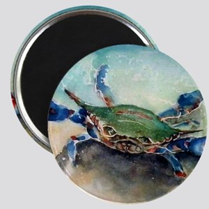 The Blue Crab Magnet
