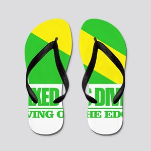 Mixed Gas Diver Flip Flops