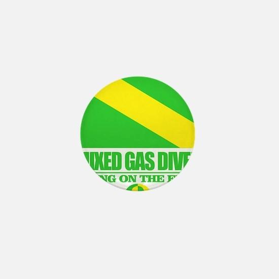 Mixed Gas Diver Mini Button