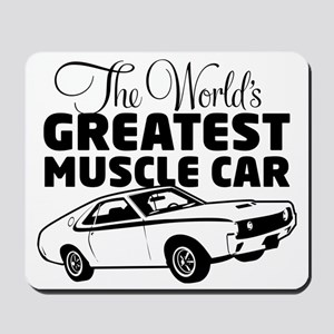 1970 AMC Javelin SST Mousepad