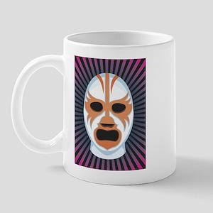 Luche Libre Mystery Mug