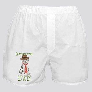 great dane dad1 Boxer Shorts