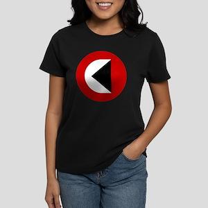 CP Rail Canadian Pacific Rail Women's Dark T-Shirt