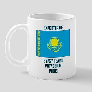 Borat-Exports Mug
