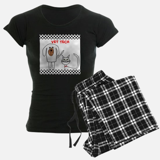 Vet Tech pillow Pajamas