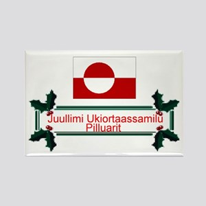 Greenland Juullimi.. Rectangle Magnet