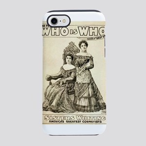 Who is who - US Printing - 1899 iPhone 7 Tough Cas