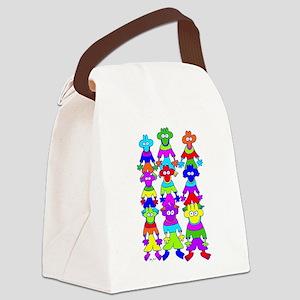 Bodyguards Canvas Lunch Bag