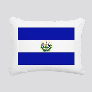 El Salvador Rectangular Canvas Pillow