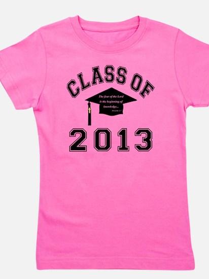 Class Of 2013 Knowledge Girl's Tee