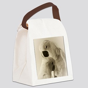 Cockatoo Pals Canvas Lunch Bag