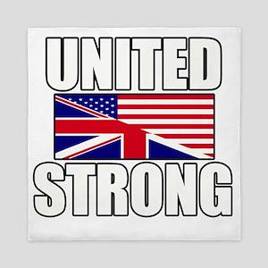United Strong Queen Duvet