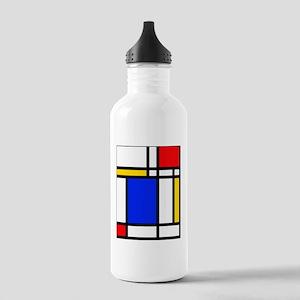 Mondrian Stainless Water Bottle 1.0L