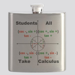 All Students Take Calculus Flask