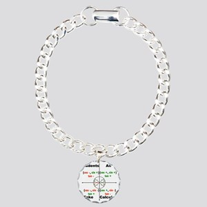All Students Take Calcul Charm Bracelet, One Charm
