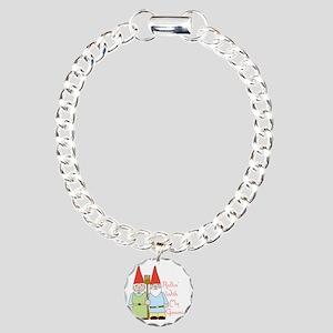 Rollin Charm Bracelet, One Charm
