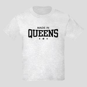 Made in Queens Kids Light T-Shirt