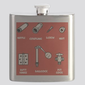 Sexy Parts Flask
