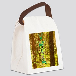 Cernunnos in the Trees Canvas Lunch Bag