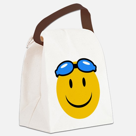 swimming Canvas Lunch Bag