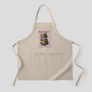 Book lover blanket 5 Apron