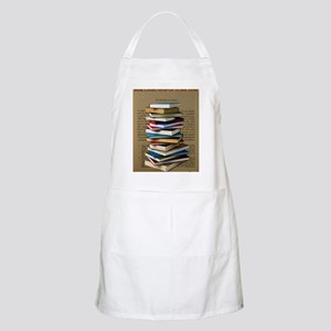 Book Lovers Blanket 2 Apron