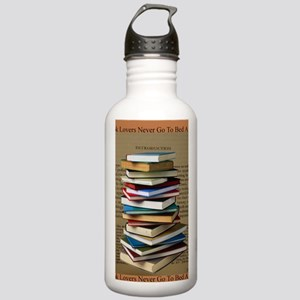 Book Lovers Blanket 2 Stainless Water Bottle 1.0L