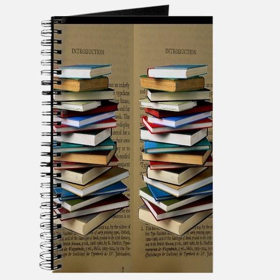 Book Lovers Flip Flops Journal