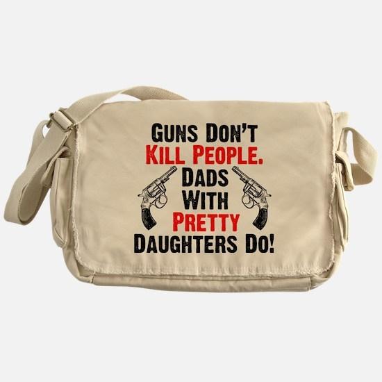 Pretty Daughters Messenger Bag