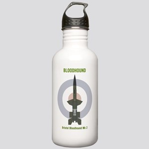 Bloodhound GB 85 Sqn Stainless Water Bottle 1.0L