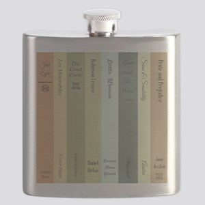 Book Lovers Flask