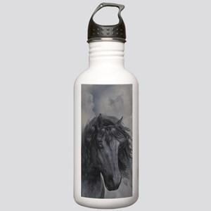 bb_5x8_journal_hell Stainless Water Bottle 1.0L