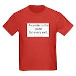 """Cure for Evil"" - Kids Dark T-Shirt"