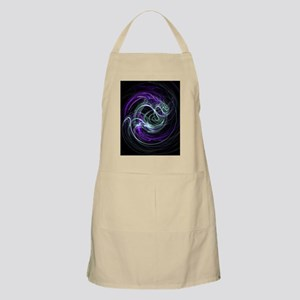 Light Within, Abstract Swirls Apron