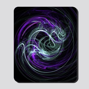 Light Within, Abstract Swirls Mousepad