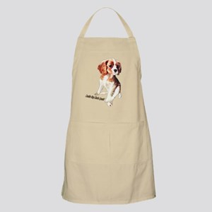 Cavalier King Charles Spaniel Puppy Apron
