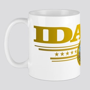 Idaho Gadsden Flag Mug