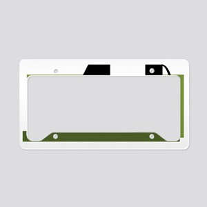 Cow License Plate Holder