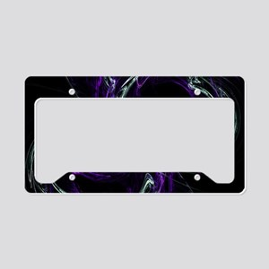 Possibilities, Cosmic Purple  License Plate Holder