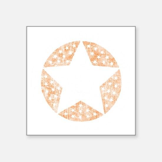 """Oklahoma Pride Seal Square Sticker 3"""" x 3"""""""