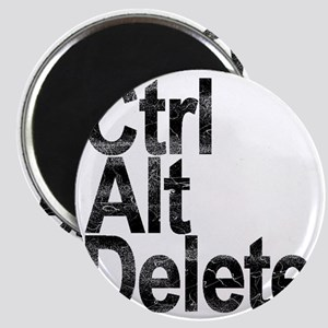 Control Alt Delete Magnet